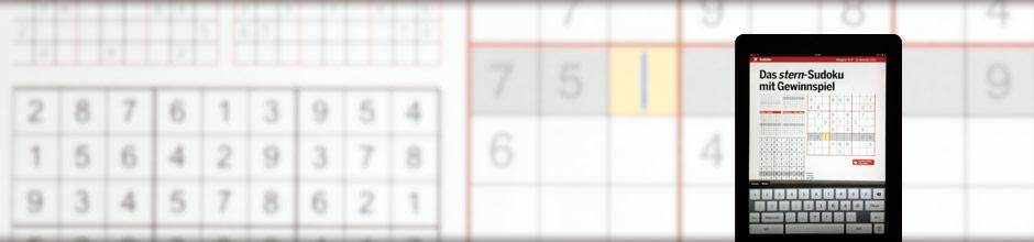 Header STERN Sudoku