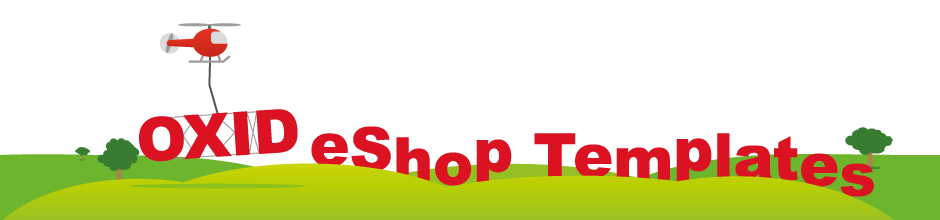 Oxid eShop Templates Themes