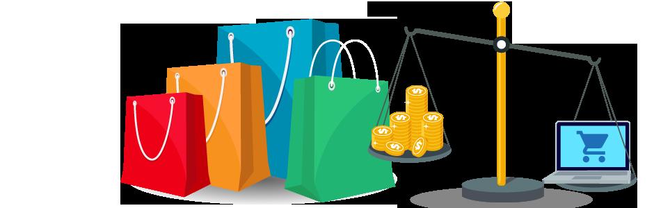 Kosten Onlineshop